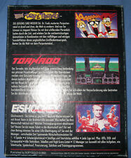 ESCOM Edition 2-day of the Tentacle + hockey sobre hielo Manager + tornado + pc juegos