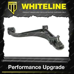 Whiteline Front Left Control Arm Lower for Ford Fairlane Falcon AU BA BF LTD