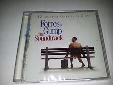 cd o.s.t. Silvestri forrest gump 2 cd