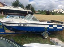 Motorboot mit 140 PS Außenborder und Trailer