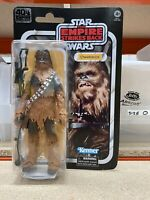 Star Wars Black Series Empire Strikes Back 40th Anniversary Chewbacca