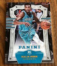 2017-18 Chronicles~Panini~MALIK MONK #280 RC~Charlotte Hornets Rookie
