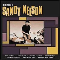 Sandy Nelson - The Very Best Of Sandy Nelson [CD]