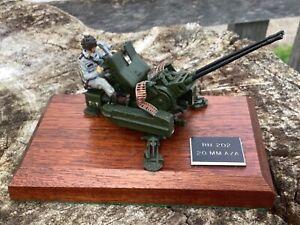 1/35 scale Military RH 202 20mm anti aircraft gun limited handmade white metal