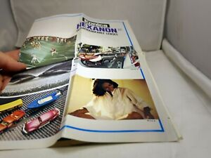 Konika Corporation Hexanon AR Haxar Lens Brochure List 1979