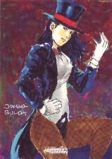 DC Women of Legend sketch Bulda Zatanna