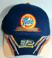 Nascar Tide Racing #32 Snapback Cap NEW