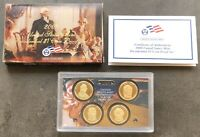 USA 2009 Presidential Dollar Proof Set S San Francisco PP polierte Platte 1$
