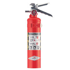 Amerex 25 Lb Abc Fire Extinguisher With Aluminum Valve Amp Vehicle Bracket