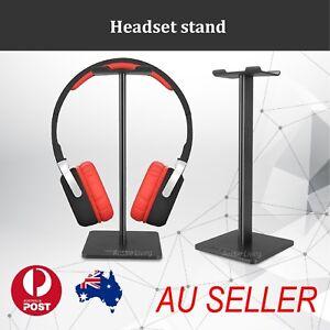 New Universal Gaming DJ Gamer Headphone Headset Hanger Bracket Holder Rack Stand