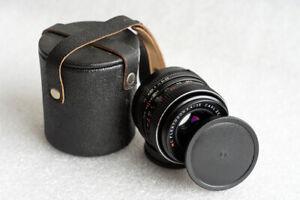 MC Carl Zeiss Jena Flektogon 35 mm f/2.4 M42