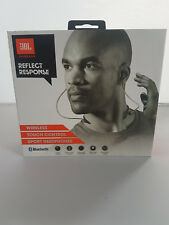 JBL Reflect Response Wireless Bluetooth Neckband Headphone Earphones - Black