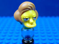 LEGO-MINIFIGURES SERIES 2 SIMPSONS X 1 HEAD FOR MRS KRABAPPEL FROM THE SIMPSONS