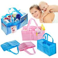 Portable Baby Diaper Nappy Changing Organizer Insert Storage Bag Outdoor BEST