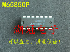 100pcs M65850P Direct-beat DIP Integrated Circuit IC