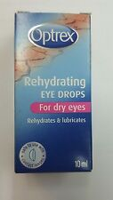 OPTREX  EYE DROPS rehydrating FOR TIRED EYES  and dry eye 10ml