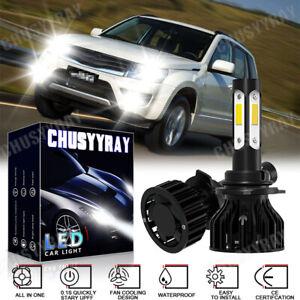 For Suzuki Grand Vitara 2006-2013 - 9005 Combo LED Headlight Bulb Kit High Beam