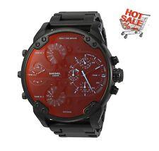 NUOVO DZ7395 Mr. Big DIESEL Daddy 2.0 più fusi orari orologio cronografo da uomo