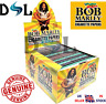 Bob Marley King Size Slim Pure Hemp Genuine Smoking Rolling Papers Booklets