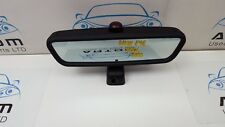 BMW 3 Series E46 Coupe 325CI 2000 Espejo Retrovisor Interior Auto media luz 015313