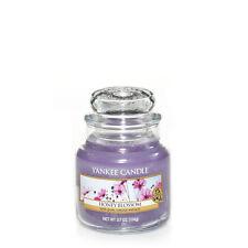 Yankee Candle Jar Glaskerze klein 104g Honey Blossom