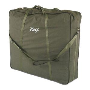 Lucx® Tragetasche XXL Tasche Bedchair Bag für 6 & 8 Bein Angelliege Karpfenliege
