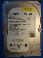 "Western Digital WD1600JB-00EVA0 DCM:HSCHNTJAH 160GB PATA IDE 3.5"" Hard Drive"