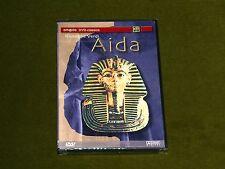 VERDI AIDA DVD OPERA OPEN AIR STAGE WOLFANG WERNER PAULETTA DE VAUGHN New