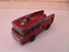Erf Fire Engine Water Tender - Corgi - Juniors - WhizzWheels -  Red - GT Britain