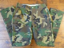 Cabelas Gore Tex Hunting Camo Waterproof Insulated Pants size 34 NO TAG