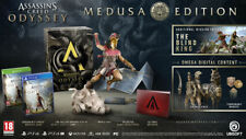 ASSASSIN'S CREED ODYSSEY MEDUSA COLLECTOR'S EDITION SONY PS4 ENGLISH ASSASSINS