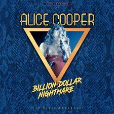 "Alice Cooper - Billion Dollar Nightmare 12"" Coloured Vinyl (Sealed) PRESALE !!!"