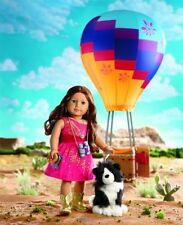 American Girl Saige and Her Whole World - NIB