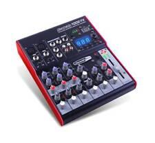 Dj Tech STUDIOMIX1002FX Compact Pa Mixer W/an Outstanding Usb Port Which Allows