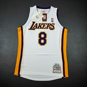100% Authentic Kobe Bryant Mitchell & Ness 03 04 Lakers Jersey Size 40 M Mens