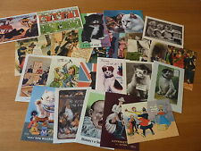 32 SUFFRAGETTE POSTCARDS