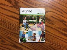 RARE New 2015 John Deere Pocket Ertl Toy Book