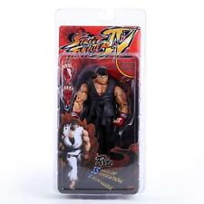 NECA Player Select Street Fighter IV Survival Ryu Black Action Figure