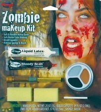 Fun World Scary Zombie Wound Halloween Costume Makeup Kit Original 1