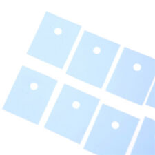 50 Pcs TO-3P Transistor Silicone Insulator Insulation Sheet Popular BH