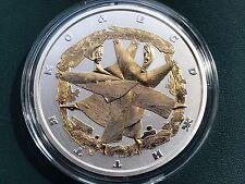 Ukraine,10 Hryven, The wheel of life , Silver 2017