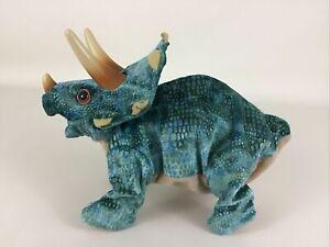 Playskool Kota & Pals Stompers Baby Triceratops Movement Sound 2008 Hasbro Toy
