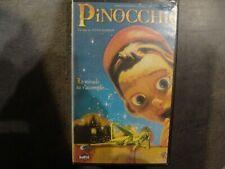 K7 - VHS - PINOCCHIO - Le miracle va s'accomplir - 1997 - Français - PAL