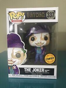 Batman 1989 The Joker with Hat Chase #337 - New Funko POP! vinyl Figure