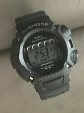 EXCELLENT CASIO GW-9000A [3050] G-SHOCK MUDMAN SOLAR MULTI BAND 5 ATOMIC WATCH