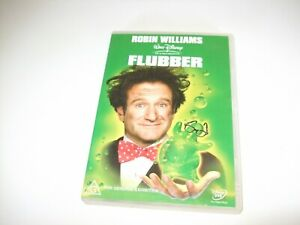 Flubber - DVD **Free Postage** Robin Williams