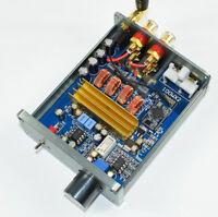 100W*2 Dual Chip TPA3116 CSR Bluetooth HIFI Audio Mini Digital Power Amplifier