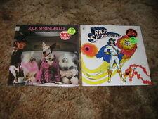 Rick Springfield Comic Book Heroes Success LP Album Records Near Mint