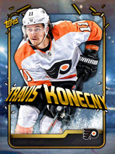 2019 BREAKAWAY GOLD BASE TRAVIS KONECNY LE 150cc Topps NHL Skate Digital Card
