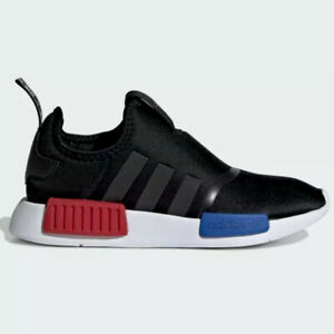 Adidas Originals NMD 360 (Youth Size 3 Y) Boys Girls Athletic Sneaker Black Shoe